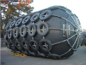 D1200mm EL2000mm The Competitive Price Pneumatic Yokohama Marine Fender pictures & photos