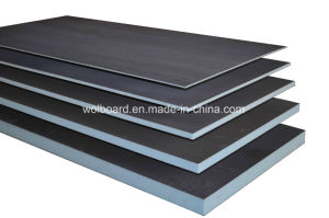 Waterproof Fiberglass XPS Tile Backer Board for Bathroom