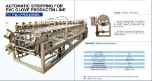 Automatic PVC Glove Stripping Machine