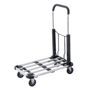 Aluminum Folding Platform Carry Trolley pictures & photos