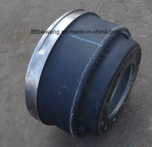 Semi-Trailer Brake Drums 1599014 for Volvo pictures & photos