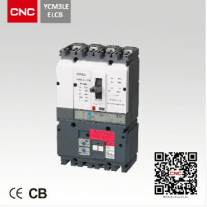 Residual Molded Case Circuit Breaker (YCM3LE) pictures & photos