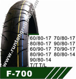 Fashion Pattern High Speed Tire (60/80-17 70/80-17 80/80-17 90/80-17 60/90-17 70/90-17 80/90-17 80/80-14 90/80-14) pictures & photos