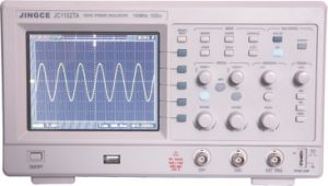 JC1202TA Digital Storage Oscilloscope pictures & photos