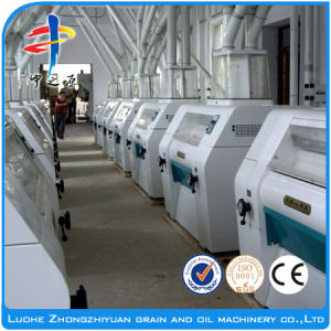 Hot Sale 1-100 Tons/Day Wheat Flour Mill/Corn Flour Mill pictures & photos