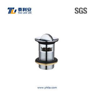 Sanitary Ware Flip Top Lavatory Drain (T1030)