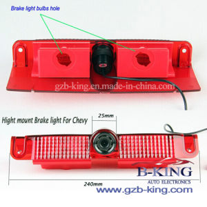 CCD HD 120 Degree Third Brake Light Camera pictures & photos