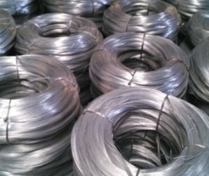 Hot Dipped Galvanized Steel Wire Factory/Factory-Galvanized Wire /7g-18G/M2 pictures & photos