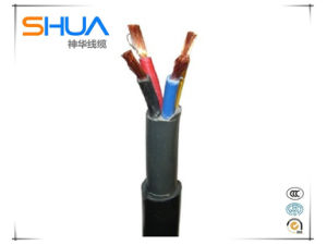 Multicore Screened Control Cable, Flame-Retardant Copper Conductor PVC Insulated and Sheath Steel Tape Armoured Control Cable pictures & photos