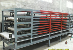 Continuous Tunnel Food Thawing Equipment Chicken Food Dryer pictures & photos