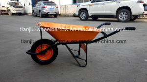 Wb6400 Industrial Wheel Barrow Gardenging Wheelbarrow pictures & photos