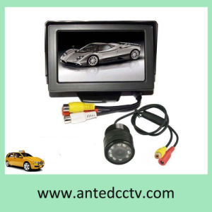 Car Rear View Camera with Monitor 4.3 Inch pictures & photos
