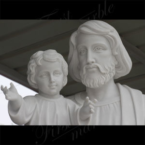 Hand-Carved Metrix Carrara Sculpture for Home Decoration Ms-1019 pictures & photos