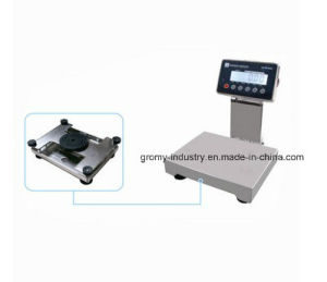 Electronic Stainless Steel Platform Weighing Scale Cw Series pictures & photos
