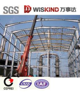 Light Steel Pre-Engineering Steel Workshop pictures & photos