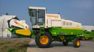 4lz-2 2058 Wheat Harvest Machine with Cutting and Threshing System