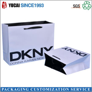 Customized Shopping Paper Bag Recycle Paper Bag with Logo pictures & photos