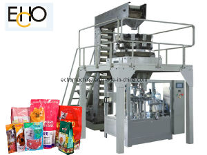 Measuring and Packaging Production Line for Pet Food (MR8-200G) pictures & photos