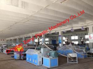 New PVC Construction Framework/Formwork Production Line pictures & photos