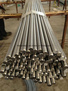 317L Stainless Steel Cold Draw Round Bar pictures & photos