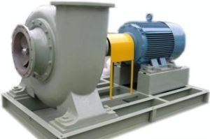 Horizontal Heavy Flow High Efficiency Mix Flow Water Pump pictures & photos