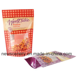 High Quality Food Packaging Bag with Zip Lock