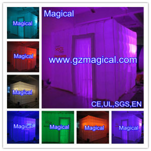 Lighting Inflatable Booth Tent (MIC-675) pictures & photos