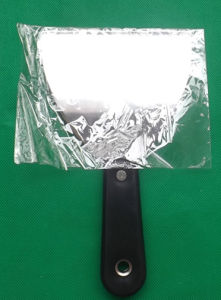 "PP Black Plastic Double Handle 6"" Putty Knife pictures & photos"