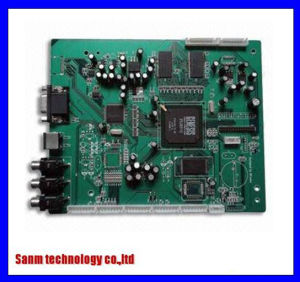 PCBA/PCB Assembly SMD, Board Circuit Manufacturing pictures & photos