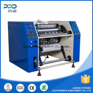 Cheap Fast Semi Auto Pre Stretch Wrap Film Rolling Machinery pictures & photos