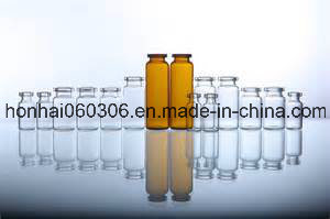 10ml Clear Tubular Glass Vial pictures & photos