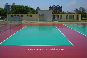 Acrylic Sports Floor Paint for Tennis/Basketball/Volleyball/Badminton pictures & photos