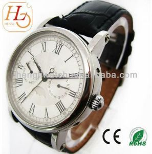 2016 Fashion Automatic Watch, Genuine Leather Watch (JA15006) pictures & photos