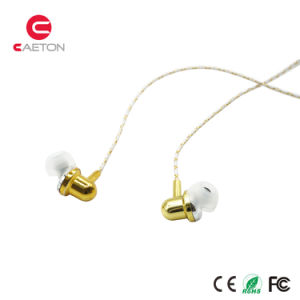 Sports Stereo Sounds Headphone Wired 3.5mm Jack Earphones for Wholesale pictures & photos