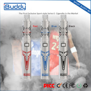 Good Price Sport-Style Glass Electronic Cigarette Atomizer Cbd Oil Vaporizer pictures & photos