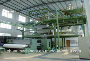 1.6m Spunbond Nonwoven Fabric Machine pictures & photos