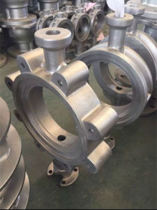 Stainless Steel Butterfly Valve Body (DN50-DN2400) pictures & photos