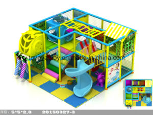 Ocean Theme Children Indoor Soft Playground Areas Playground pictures & photos