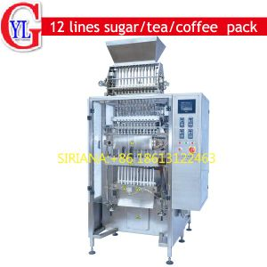 5 Grams Sugar Stick 20 Lines Packing Machine (500 sticks/min) pictures & photos