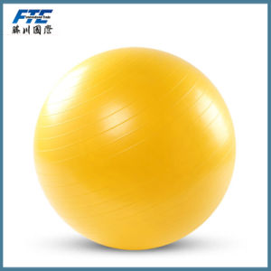 Hot Inflatable 65cm Yoga Ball pictures & photos