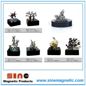 Imaginative Birthday Gift /Educational DIY Magnetic Sculpture / pictures & photos