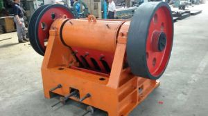 Mining Machinery Jaw Crusher Pex-200X1000