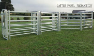 Steel Pipe Welded Horse Fence pictures & photos
