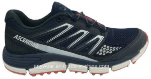 Womens Gym Sports Shoes Running Footwear (515-9517) pictures & photos