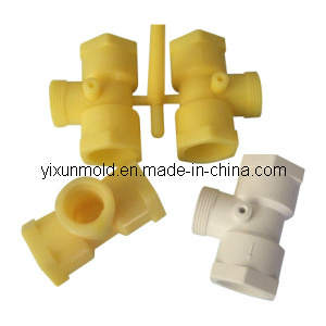 High-Class Plastic Pipe Fitting Injection Mold pictures & photos