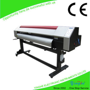 Eco Solvent Printer and Plotter with Epson Head pictures & photos