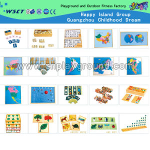 Educational Toy Word Map for Kids (HC-243) pictures & photos
