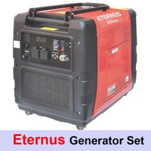 Plaza Portable Generator Set (SF5600) pictures & photos