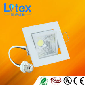 3W Pkw Aluminum LED COB Spot Light (LX355/3W)