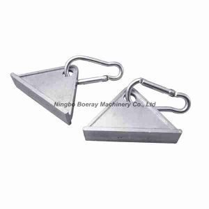Industrial Metal Sliding Hook Hanger for T Slot Aluminum Profile pictures & photos